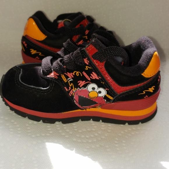 new balance elmo sneakers